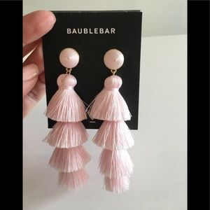 BAUBLEBAR Gabriela Tiered Tassel Earrings- new!